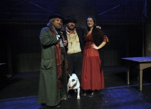 FAGIN BILL SYKES NANCY BOBBY
